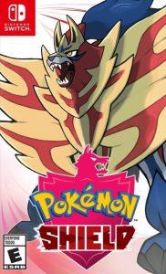 Pokémon Escudo (NSP) [UPDATE] [DLCs] [Switch] [MF-MG-GD]