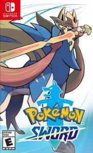 Pokémon Espada (NSP) [UPDATE] [DLCs] [Switch] [MF-MG-GD]