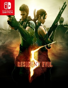Resident Evil 5 (NSP) [UPDATE] [Switch] [MF-MG-GD]