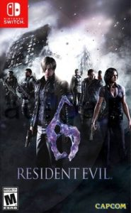 Resident Evil 6 (NSP) [UPDATE] [Switch] [MF-MG-GD]