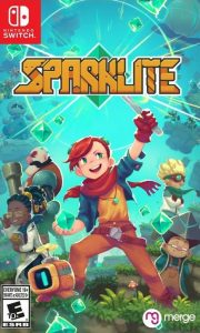 Sparklite (NSP) [UPDATE] [Switch] [MF-MG-GD]