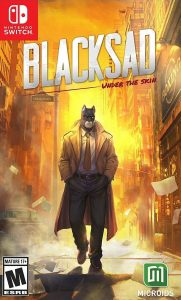 BLACKSAD: Under the Skin (NSP) [UPDATE] [Switch] [MF-MG-GD]
