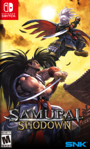 SAMURAI SHODOWN (NSP) [UPDATE] [Switch] [MF-MG-GD]