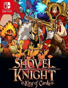 Shovel Knight: King of Cards (NSP) [Switch] [MF-MG-GD]