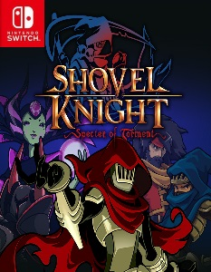 Shovel Knight: Specter of Torment (NSP) [UPDATE] [Switch] [MF-MG-GD]