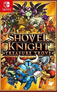 Shovel Knight: Treasure Trove (NSP) [UPDATE] [Switch] [MF-MG-GD]