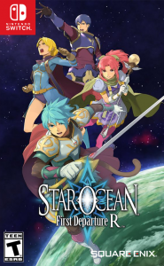 STAR OCEAN First Departure R (NSP) [Switch] [MF-MG-GD]