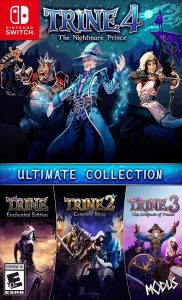 Trine: Ultimate Collection (NSP) [Switch] [MF-MG-GD]