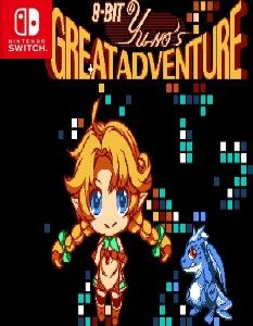 8-Bit Yu-No's Great Adventure (NSP) [Switch] [MF-MG-GD]