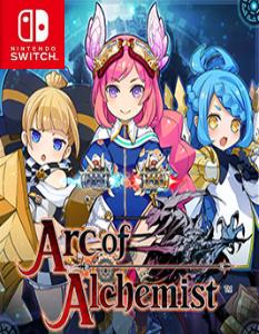 Arc of Alchemist (NSP) [Switch] [MF-MG-GD]