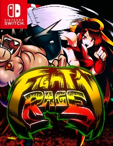 Fight'N Rage (NSP) [UPDATE] [Switch] [MF-MG-GD]