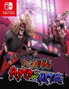 It's Raining Fists and Metal (NSP) [Switch] [MF-MG-GD]