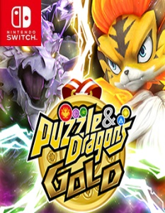 Puzzle & Dragons GOLD (NSZ) [Switch] [MF-MG-GD]