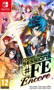 Tokyo Mirage Sessions FE Encore (NSZ) [Switch] [MF-MG-GD]