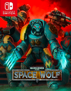 WARHAMMER 40,000: SPACE WOLF (NSP) [Switch] [MF-MG-GD]