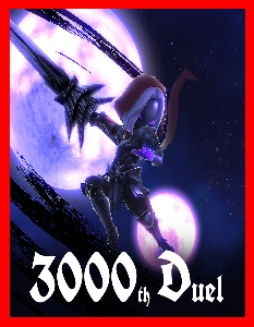3000th Duel (NSP) [Switch] [MF-MG-GD]