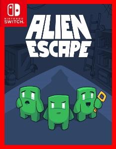 Alien Escape (NSP) [UPDATE] [Switch] [MF-MG-GD]