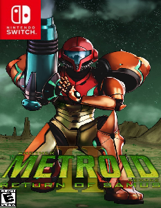 AM2R: Another Metroid 2 Remake (NSP) (XCI) [Switch] [MF-MG-GD]