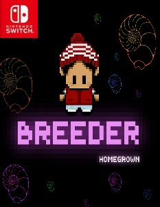 Breeder Homegrown: Director's Cut (NSP) [Switch] [MF-MG-GD]