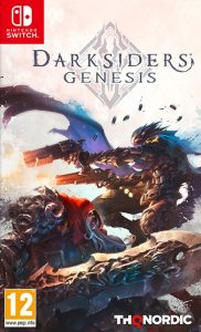 Darksiders Genesis (NSP) [UPDATE] [Switch] [MF-MG-GD]