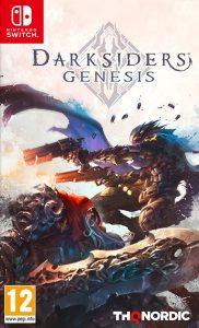 Darksiders Genesis (NSP) [UPDATE] [Switch] [MF-MG-GD]