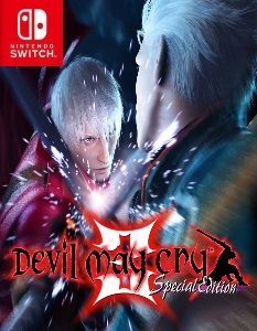 Devil May Cry 3 Special Edition (NSP) [Switch] [MF-MG-GD]