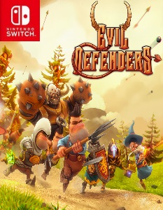 Evil Defenders (NSP) [Switch] [MF-MG-GD]