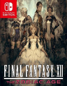 FINAL FANTASY XII THE ZODIAC AGE (NSP) [UPDATE] [Switch] [MF-MG-GD]