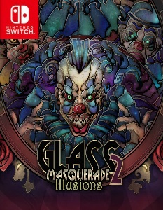 Glass Masquerade 2: Illusions (NSP) [Switch] [MF-MG-GD]