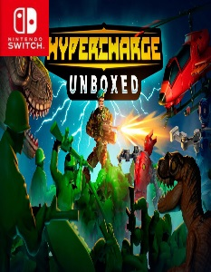 HYPERCHARGE Unboxed (NSP) [Switch] [MF-MG-GD]