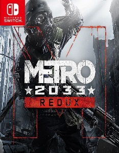 Metro 2033 Redux (NSP) [Switch] [MF-MG-GD]