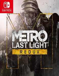Metro: Last Light Redux (NSP) [Switch] [MF-MG-GD]