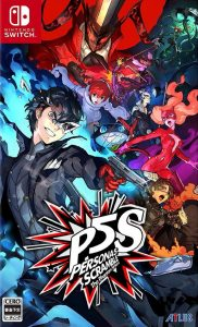 Persona 5 Scramble: The Phantom Strikers (NSP) [4DLCs] [Switch] [MF-MG-GD]