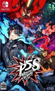 Persona 5 Scramble: The Phantom Strikers (NSP) [4DLCs] [Switch] [MF-MG-GD]