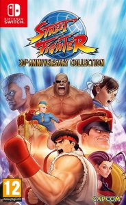 Street Fighter 30th Anniversary Collection (NSP) [UPDATE] [Switch] [MF-MG-GD]