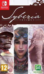 Syberia Trilogy: La Saga Completa (NSP) [Switch] [MF-MG-GD]