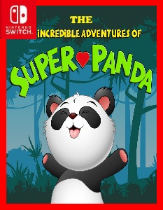 The Incredible Adventures of Super Panda (NSP) [Switch] [MF-MG-GD]
