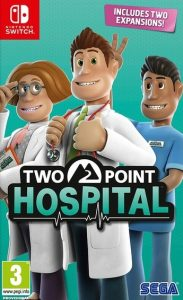 Two Point Hospital (NSP) [UPDATE] [Switch] [MF-MG-GD]