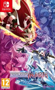 Under Night In-Birth Exe:Late[cl-r] (NSP) [Switch] [MF-MG-GD]