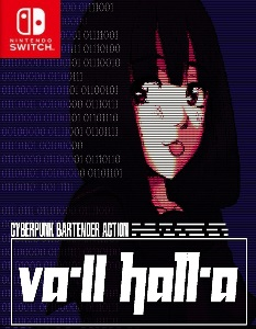 VA-11 Hall-A: Cyberpunk Bartender Action (NSP) [Switch] [MF-MG-GD]