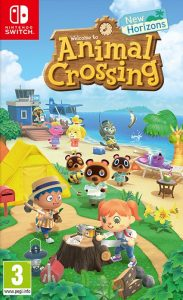 Animal Crossing: New Horizons (NSP) [UPDATE] [2xDLCs] [Wedding Season] [Switch] [MF-MG-GD]