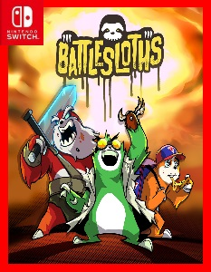 BATTLESLOTHS (NSP) [Switch] [MF-MG-GD]