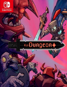 Bit Dungeon Plus (NSP) [Switch] [MF-MG-GD]