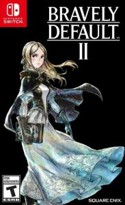 Bravely Default II NSP SWITCH
