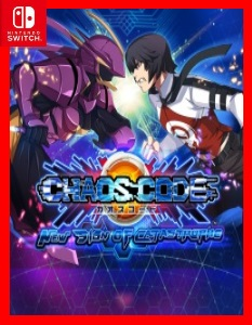 CHAOS CODE -NEW SIGN OF CATASTROPHE- (NSP) [Switch] [MF-MG-GD]