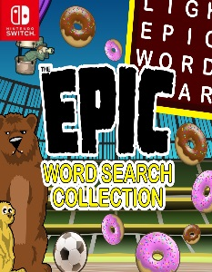 Epic Word Search Collection (NSP) [Switch] [MF-MG-GD]