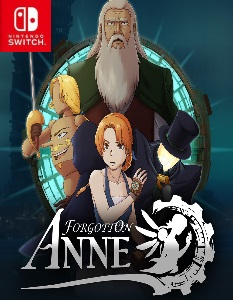 Forgotton Anne (NSP) [Switch] [MF-MG-GD]
