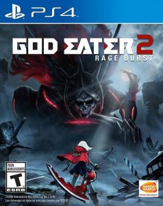 GOD EATER 2: Rage Burst [PKG] [v1.01] [PS4] [EUR] [MF-MG-GD]