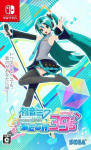 Hatsune Miku: Project Diva Mega39's (NSP) [UPDATE] [7DLCs] [Switch] [MF-MG-GD]