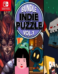 Indie Puzzle Bundle Vol 1 (NSP) [Switch] [MF-MG-GD]